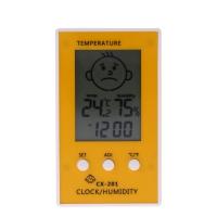 Цифровая метеостанция комнатная (температура, влажность)