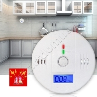 Датчик-сигнализация наличия угарного газа (автономный)