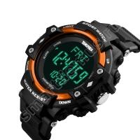 Спортивные часы-пульсометр со встроенным пульсометром, шагомером, счётчиком калорий SKMEI 1180