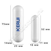 Беспроводной датчик открытия (геркон) Kerui d026