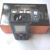 Дальномер лазерный цифровой SNDWAY SW-T100 (лазерная рулетка) 100 м