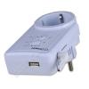 Умная GSM розетка iTimer II (WAYtronic) PRO 10 с датчиком температуры